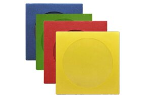 CD PAPER COLOR ENVELOPES